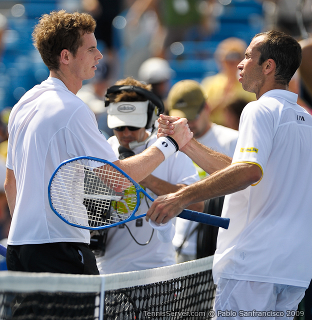 Tennis - Andy Murray - Radek Stepanek