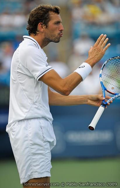Tennis - Julien Benneteau