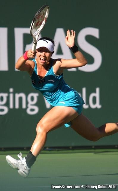 Jie Zheng Tennis