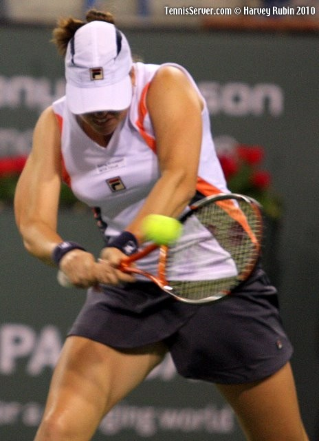 Alisa Kleybanova Tennis