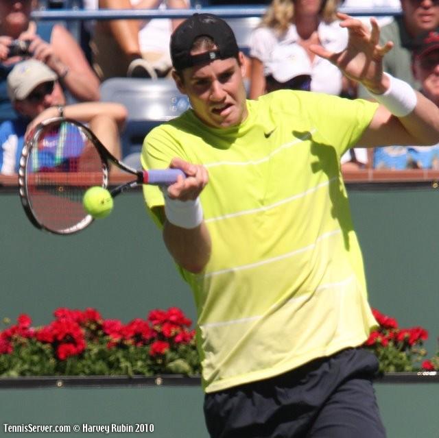John Isner Tennis