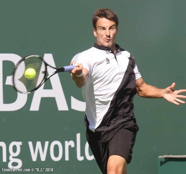 Tommy Robredo Tennis