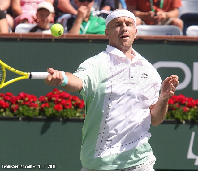Ivan Ljubicic Tennis