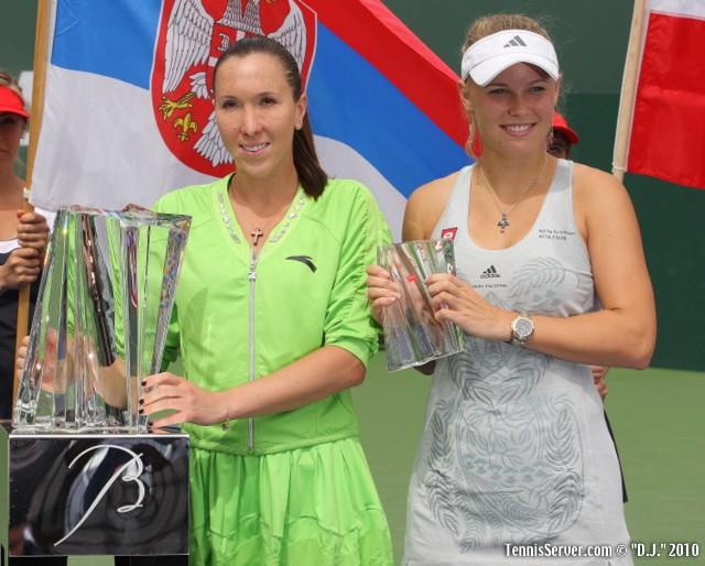 Jelena Jankovic - Caroline Wozniacki - Tennis