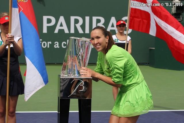 Jelena Jankovic Tennis