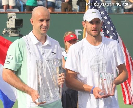 Ivan Ljubicic - Andy Roddick - Tennis