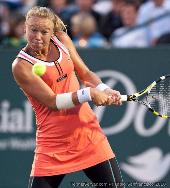 <http://www.sonyericssonwtatour.com/page/Player/Info/0,,12781%7E9944,00.html?>Vera Dushevina Tennis