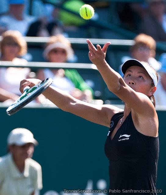 Shuai Peng Tennis