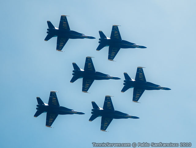Blue Angels Tennis