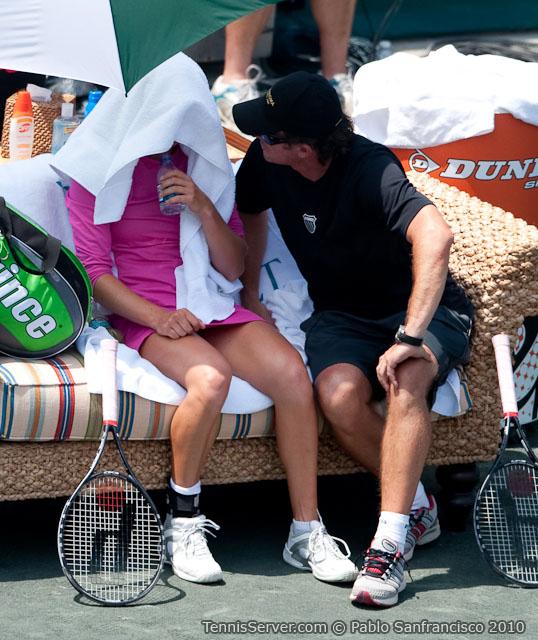 Vera Zvonareva Tennis