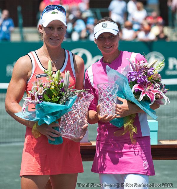 Samantha Stosur - Vera Zvonareva Tennis