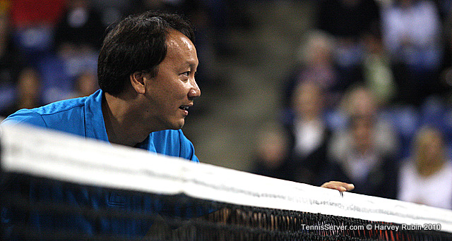 Michael Chang Tennis