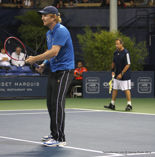 Jim Courier Tennis