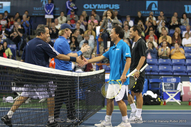 Jim Courier Michael Chang Tennis