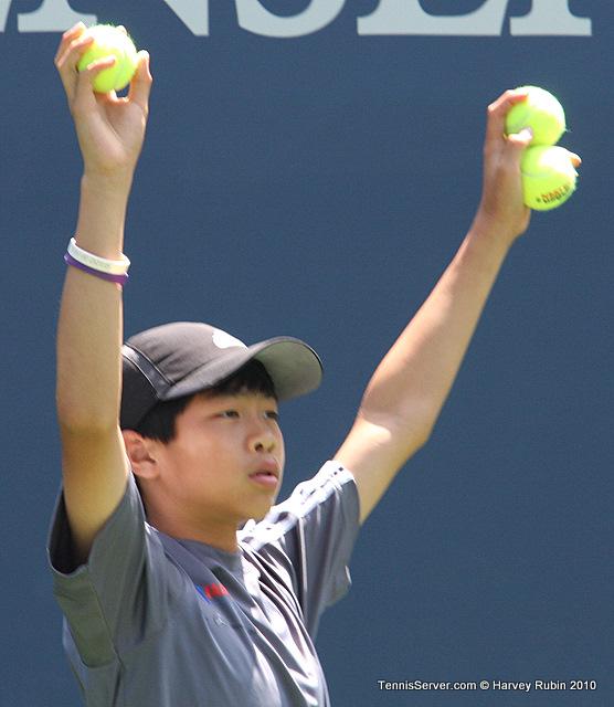 Ball Boy Tennis