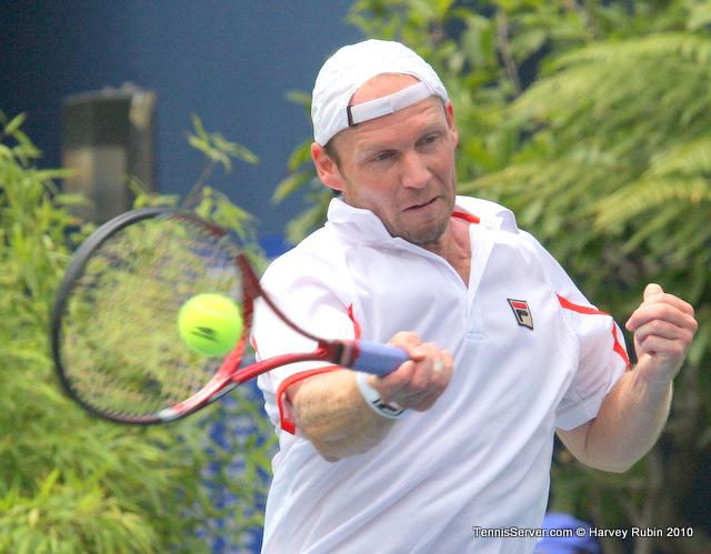 Ranier Schuettler Tennis