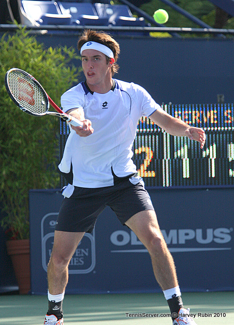 Leonardo Mayer Tennis