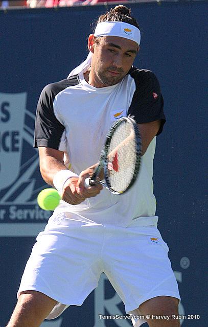 Marcos Baghdatis Tennis