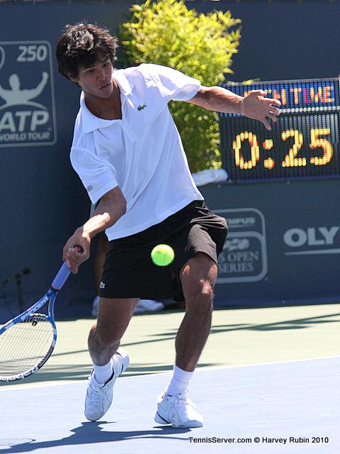 Somdev Devvarman Tennis