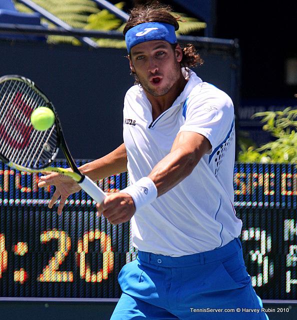 Feliciano Lopez Farmers Classic Tennis