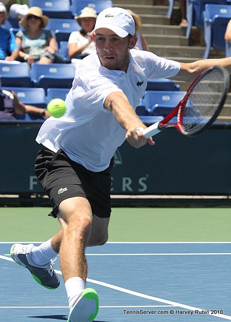 Dudi Sela Farmers Classic Tennis