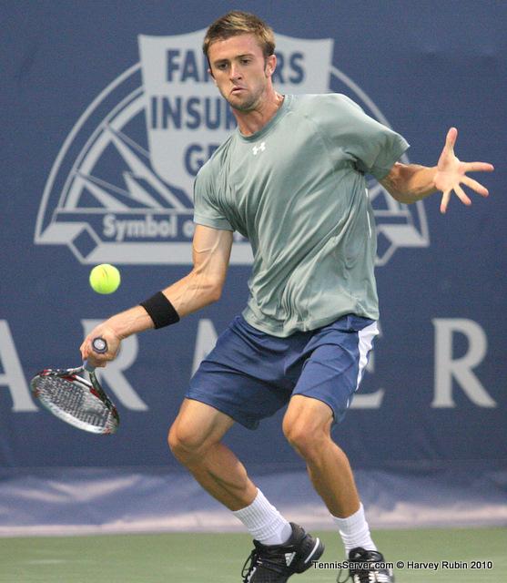 Tim Smyczek Farmers Classic Tennis