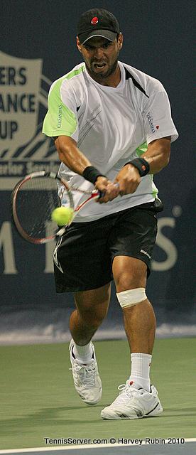 Alejandro Falla Farmers Classic Tennis