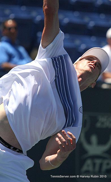 Sam Querrey Farmers Classic Tennis
