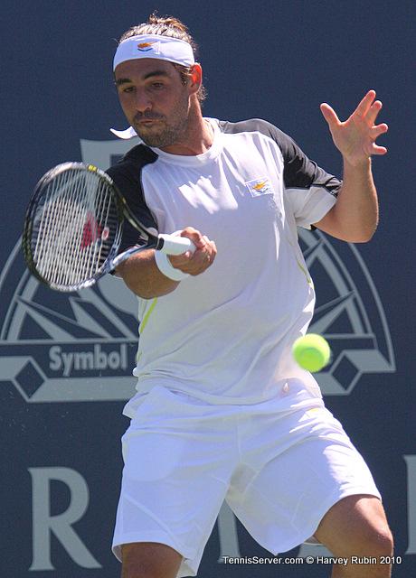 Marcos Baghdatis Farmers Classic Tennis