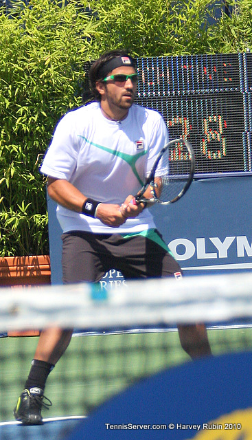 Janko Tipsarevic Farmers Classic Tennis