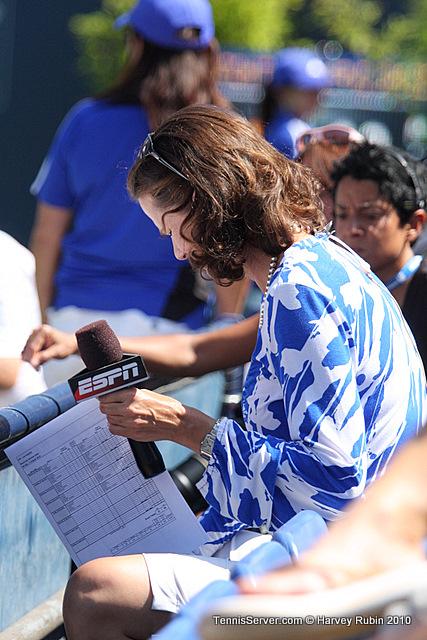Pam Shriver Farmers Classic Tennis