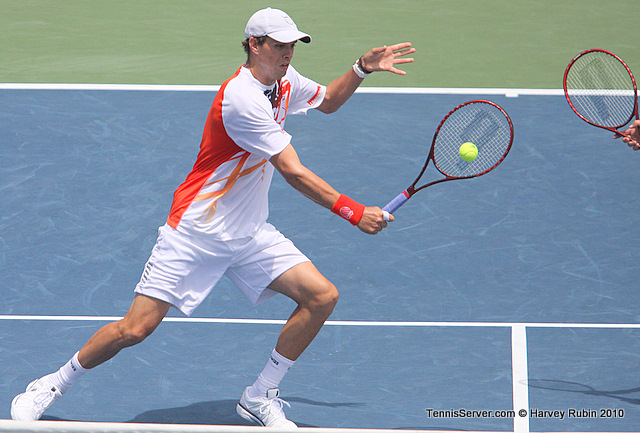 Mike Bryan Farmers Classic Tennis
