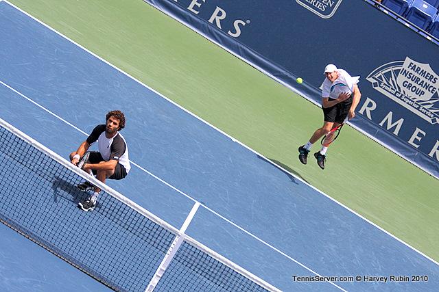 Eric Butorac Jean-Julien Rojer Farmers Classic Tennis