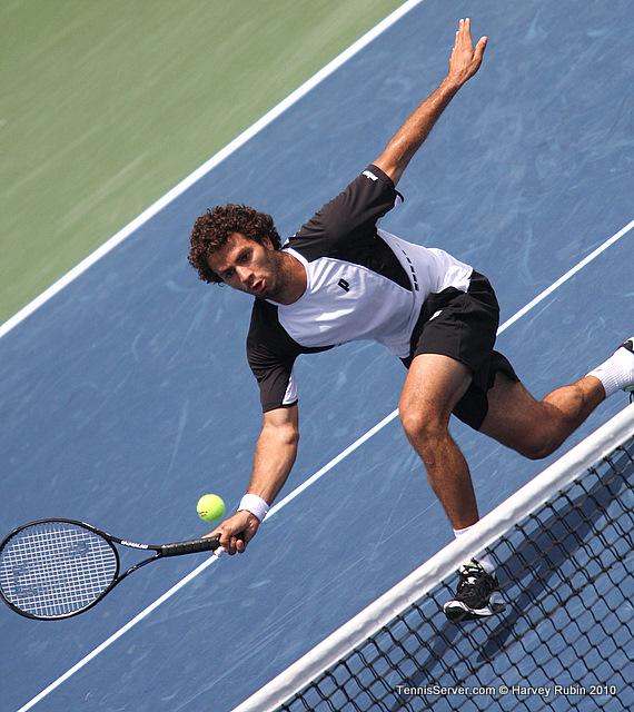 Jean-Julien Rojer Farmers Classic Tennis