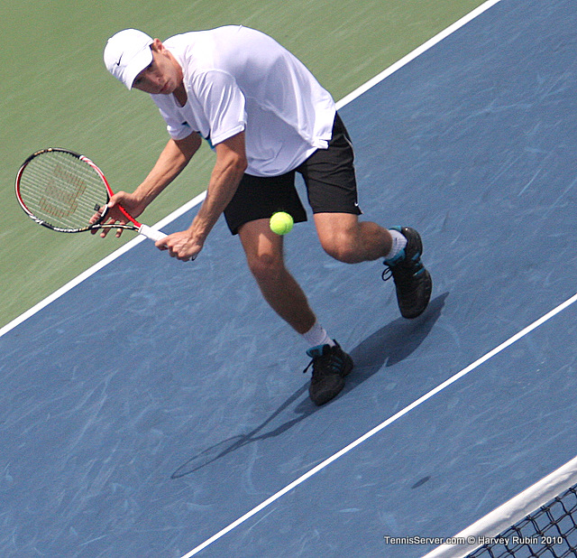 Eric Butorac Farmers Classic Tennis