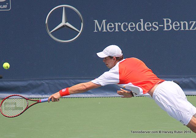 Bob Bryan Farmers Classic Tennis