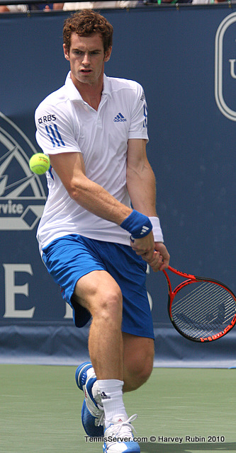Andy Murray Farmers Classic Tennis