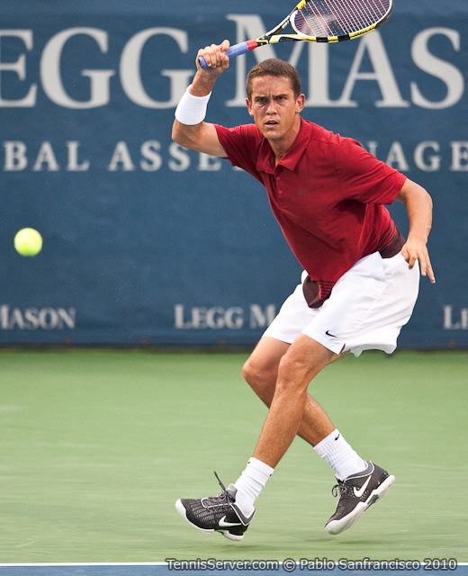 Ryan Sweeting Legg Mason Tennis