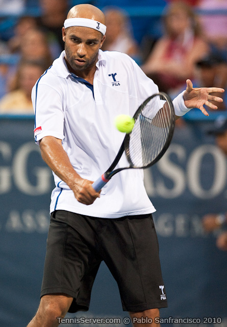 James Blake Legg Mason Tennis