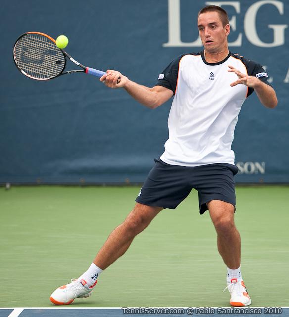 Viktor Troicki Legg Mason Tennis