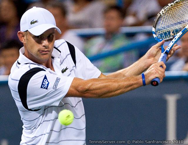 Andy Roddick Legg Mason Tennis