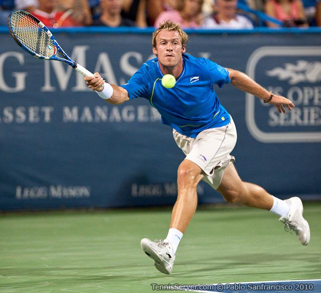 Grega Zemlja Legg Mason Tennis