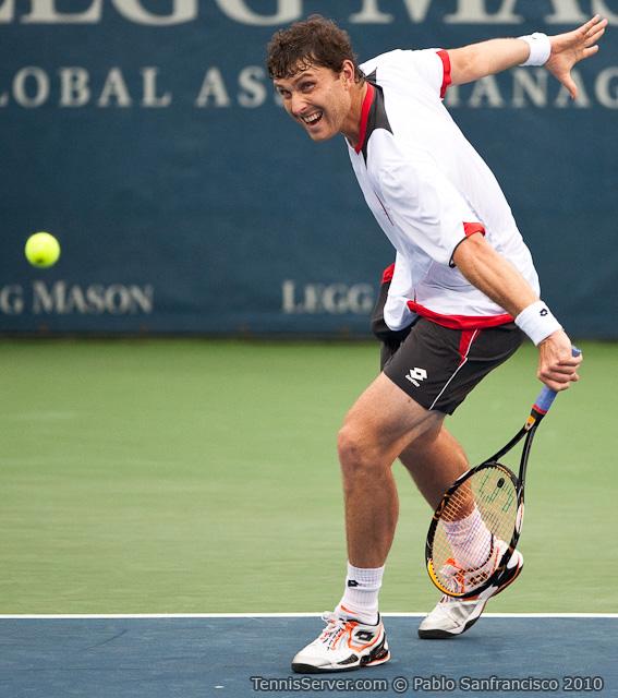 Michael Berrer Legg Mason Tennis