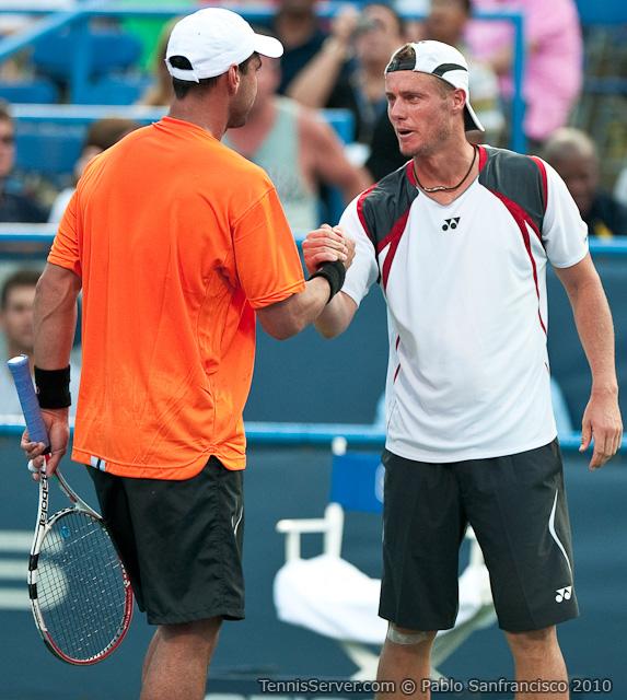 Alejandro Falla Lleyton Hewitt Legg Mason Tennis