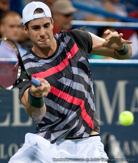 John Isner Legg Mason Tennis