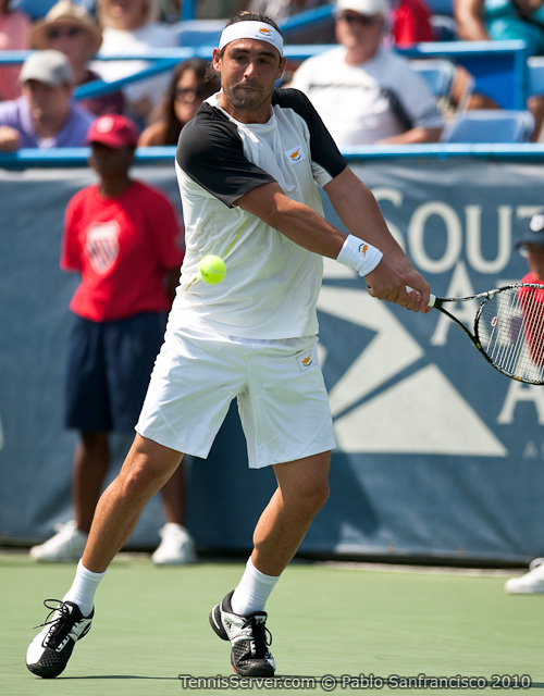 Marcos Baghdatis Legg Mason Tennis