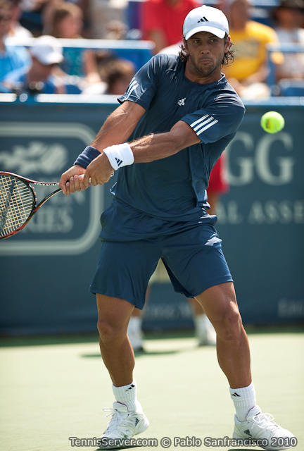 Fernando Verdasco Legg Mason Tennis