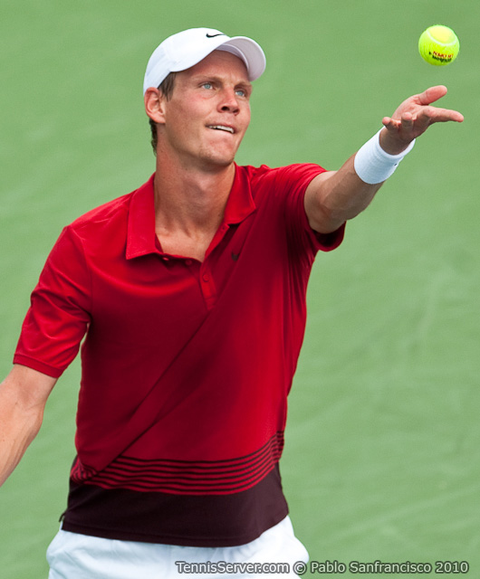 Tomas Berdych Legg Mason Tennis
