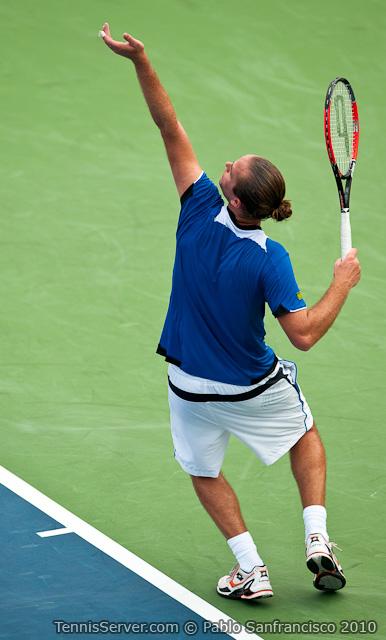 Xavier Malisse Legg Mason Tennis