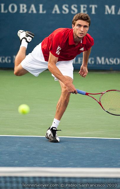 Gilles Simon Legg Mason Tennis
